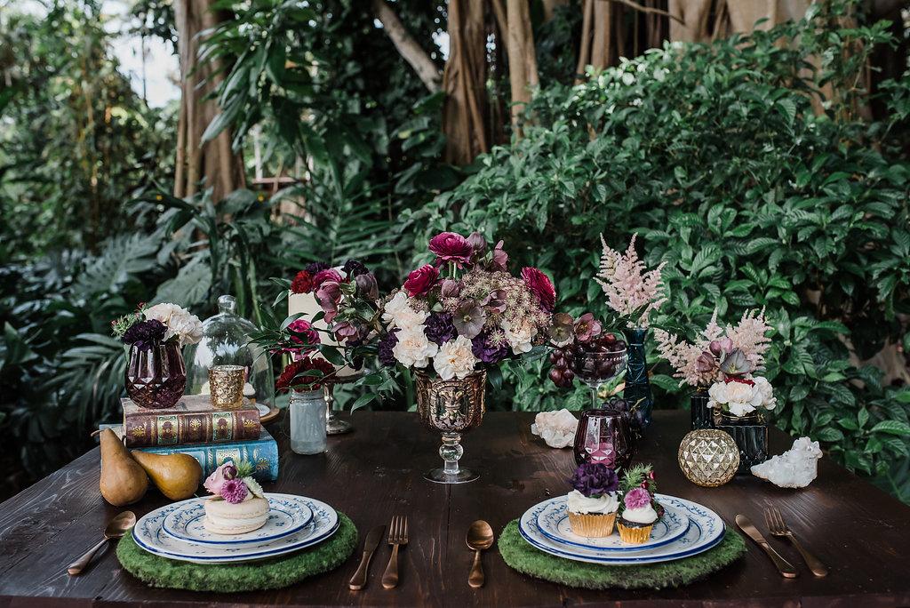 Whimsical Garden Elopement – Part 1