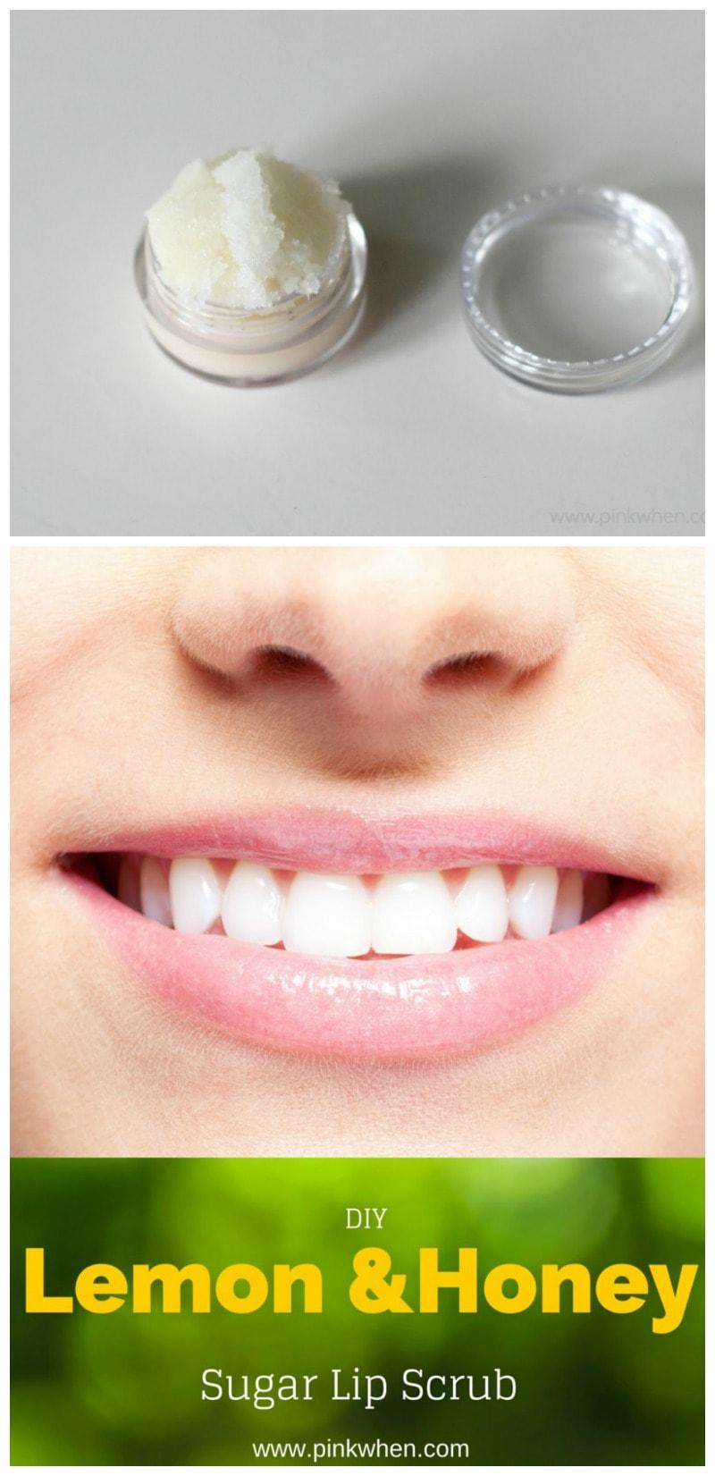 Sugar Scrub Recipe For Lips