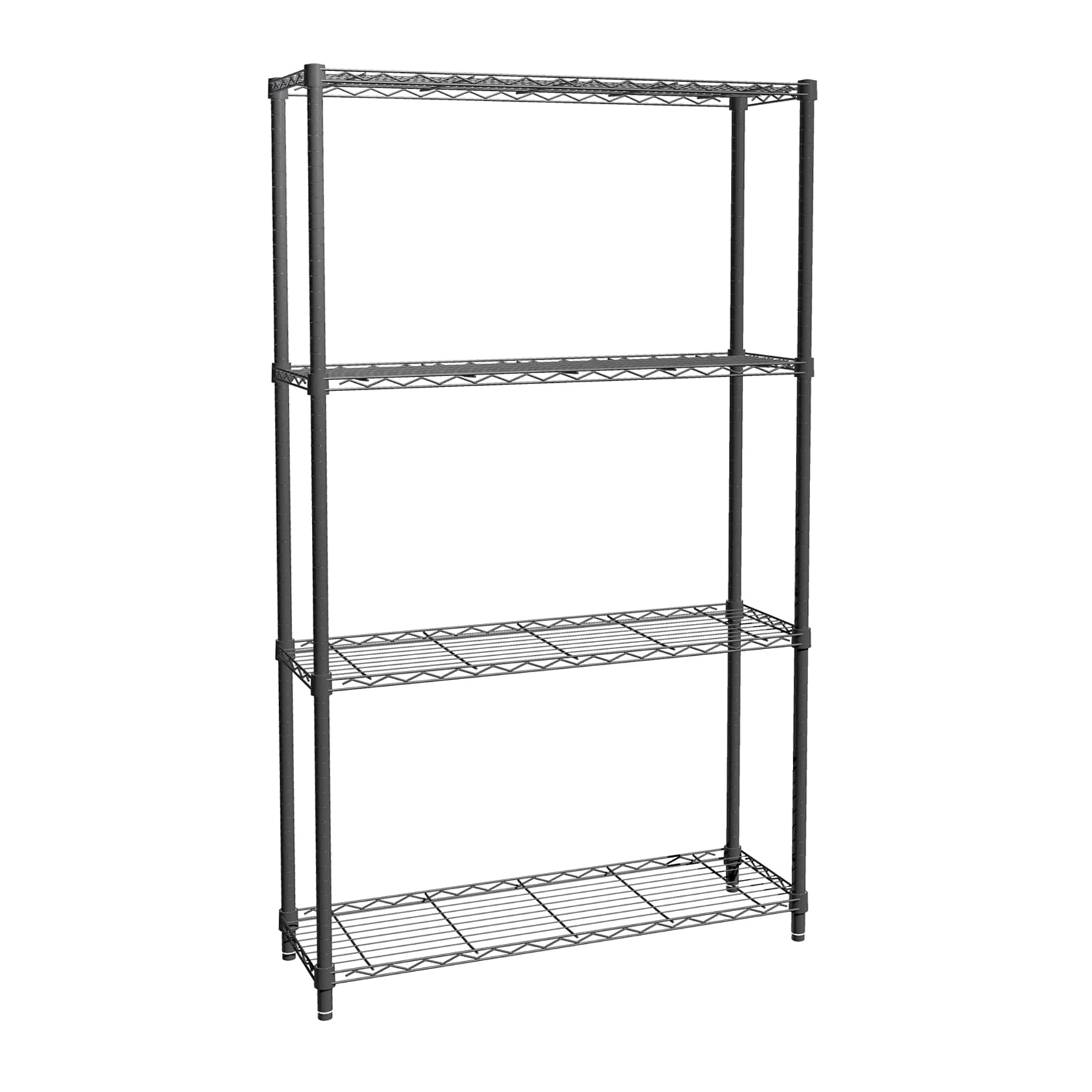 4 Tier Adjustable Shelf