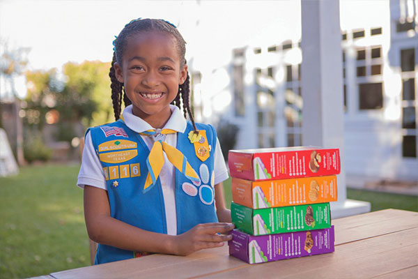 Dallas Female Entrepreneurs Got Their Start With the Girl Scout Cookie Program