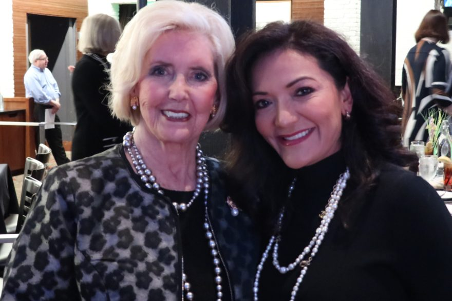 Pinnacle Group Chairman and CEO with Lilly Ledbetter