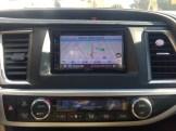 Toyota Highlander Radio