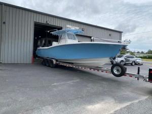 Invincible Boat