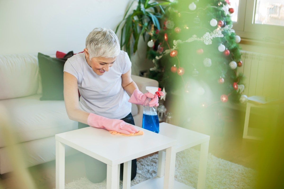 How can you prepare your home for Christmas?