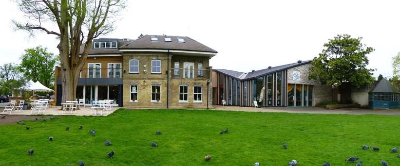West House & Heath Robinson Museum