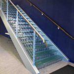 Prefabricated Metal Staircases Pinnacle Metal Products