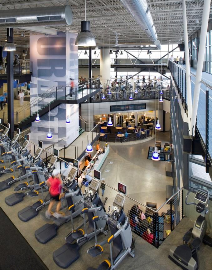 La Fitness Graceland : fitness, graceland, Fitness, Grandview, FitnessRetro