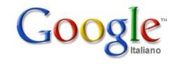 Google Italia è diventato Google Italiano