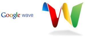 Il logo di Google Wave