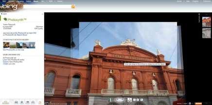 Foto del Petruzzelli con tecnologia Photosynth + Silverlight