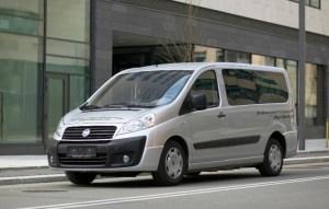 Fiat Scudo con motore fuel cell alimentato da metanolo