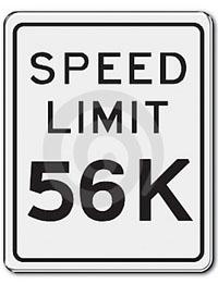 digital divide 56k