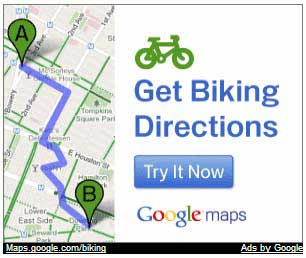 google-bike-directions