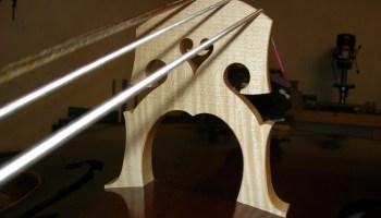 """Violone Grosso"""" a cinque corde"""