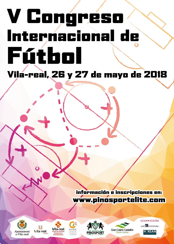 V Congreso Internacional de Futbol 2018