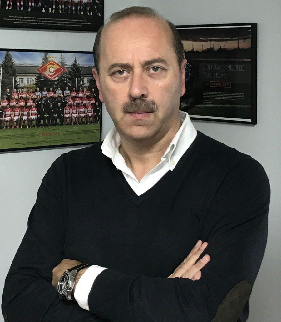 Juanjo Vila