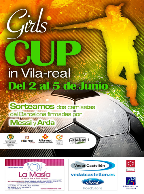 Girls Cup 2016