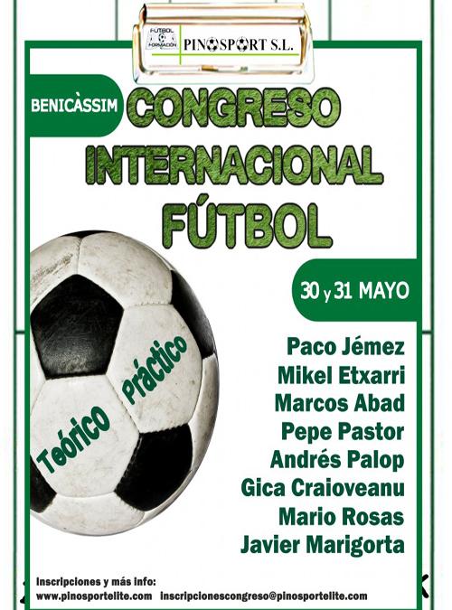 II Congreso Internacional de Fútbol 2015