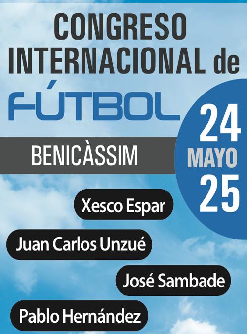 I Congreso Internacional de Fútbol 2014