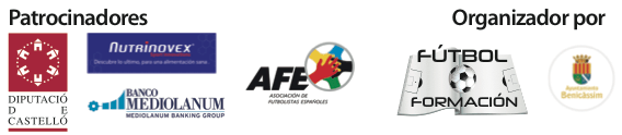patrocinadores congreso internacional de fútbol 2014