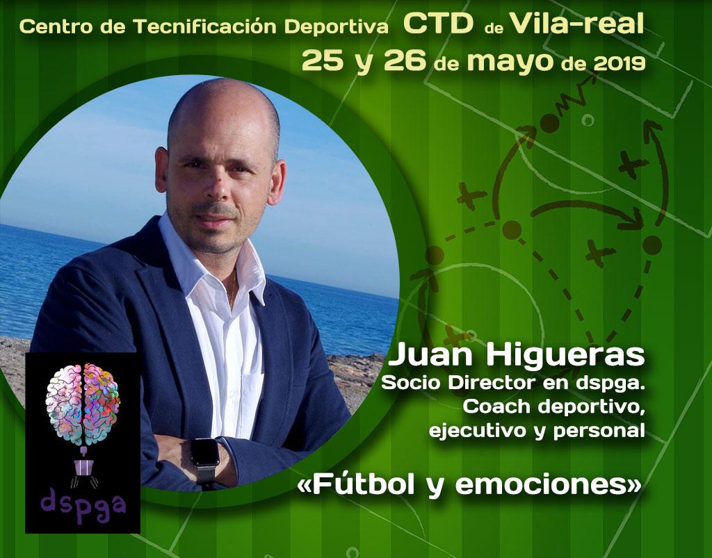 Congreso Futbol 2019 - Juan Higueras