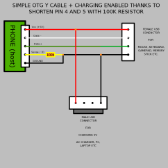 Mini Usb Power Wiring Diagram 2001 Dodge Dakota Pcm Schematic For Charger Diagramusb 5 Wire Camera Switch Of