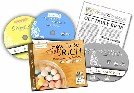 How to become a member of Truly Rich Club for free?