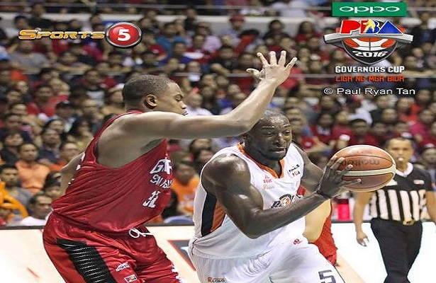 PBA Finals: Ginebra vs Meralco Game 1