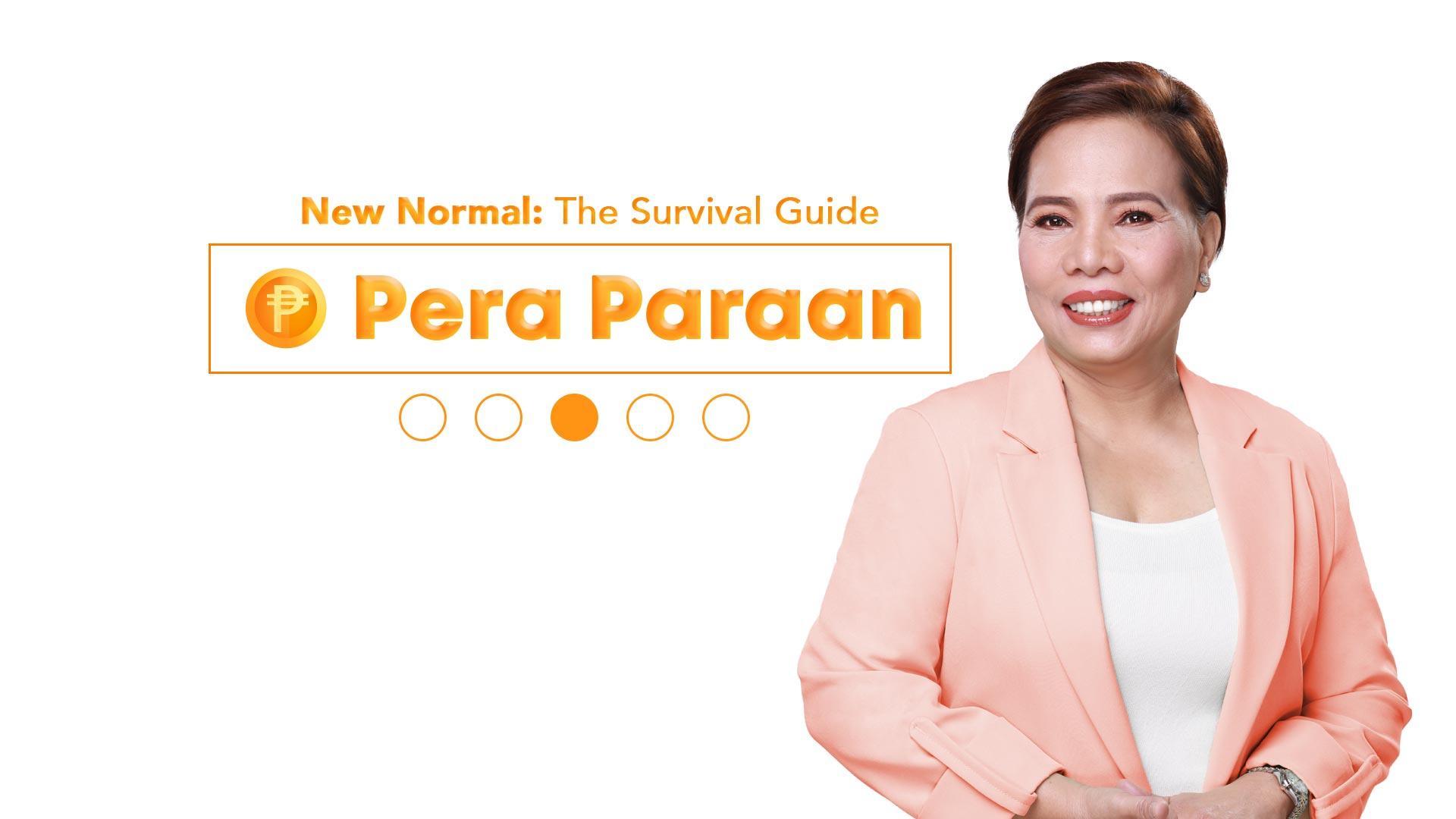 Pera Paraan October 23, 2021