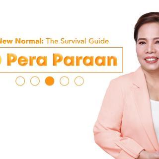 Pera Paraan October 16, 2021