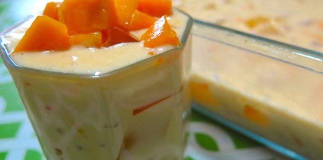 Mango Sago Gulaman Recipe