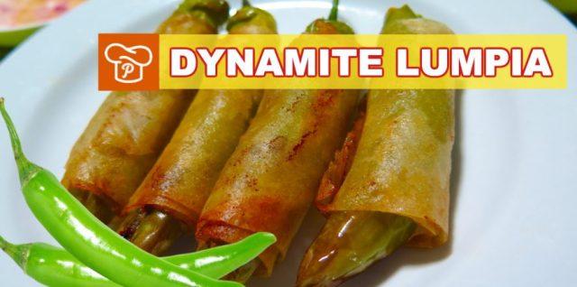 Dynamite Lumpia Recipe