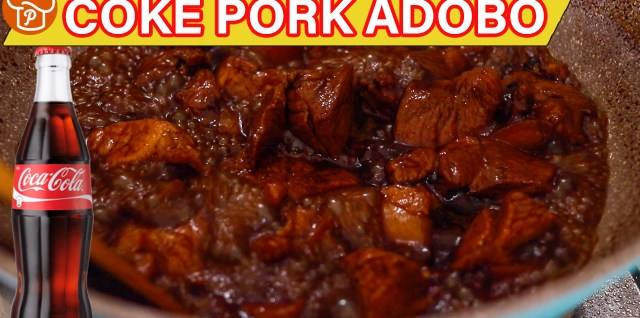 Coke Pork Adobo Recipe