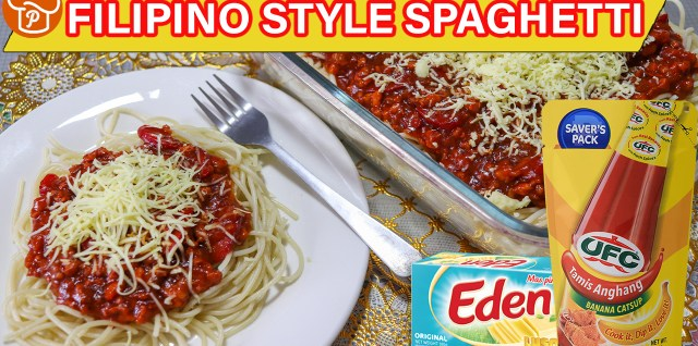 Filipino Style Spaghetti Recipe