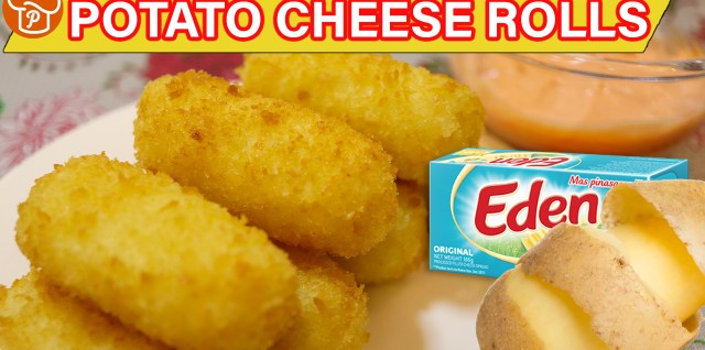 Potato Cheese Rolls Recipe