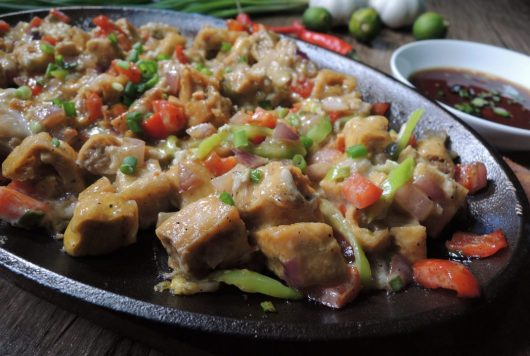 Tokwa Sisig Recipe
