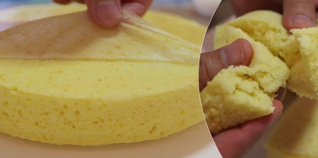 Condensed Milk Cake Recipe 2