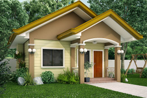 Small House Designs Shd 20120001 Pinoy Eplans Modern