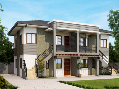 Duplex House Plans Pinoy EPlans Modern House Designs Small