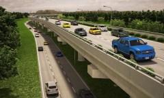 freeway visualization