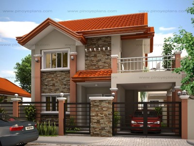 Two Storey House Plans Pinoy EPlans Modern House Designs