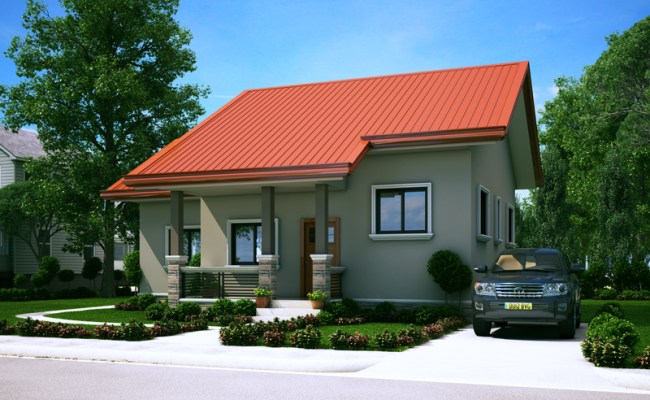 Small House Design 2014006 Pinoy Eplans