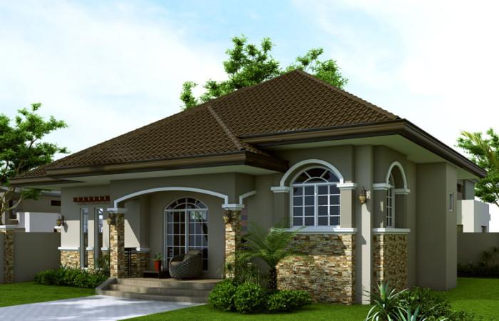 Small House Design Shd 2014007 Pinoy Eplans Modern
