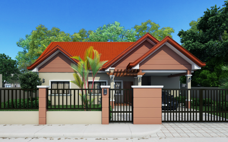 Small House Designs Series Shd 2014009 Pinoy Eplans