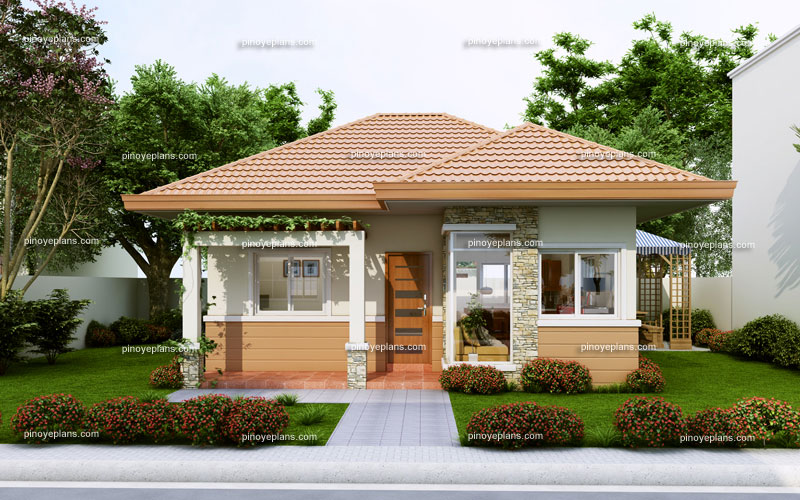 Small House Design Series Shd 2014008 Pinoy Eplans