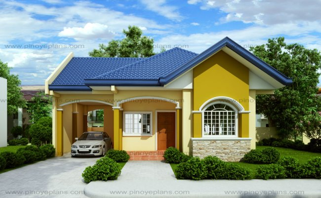 Small House Design 2015012 Pinoy Eplans