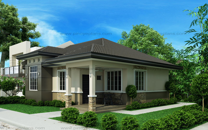 Small House Design Shd 2015013 Pinoy Eplans