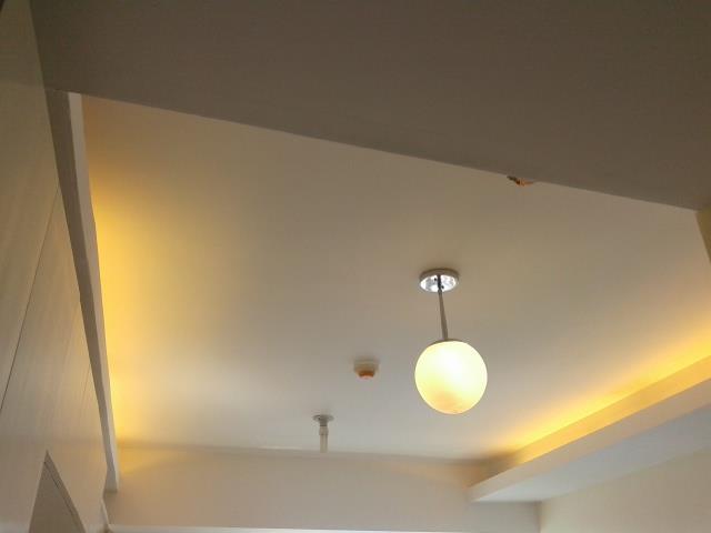 Interior ceiling works