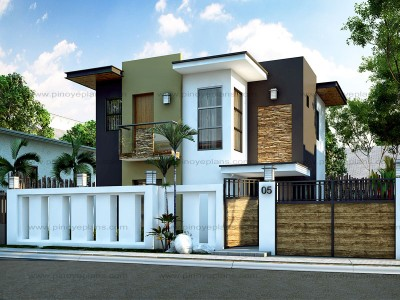 Modern House Designs Pinoy EPlans Modern House Designs Small