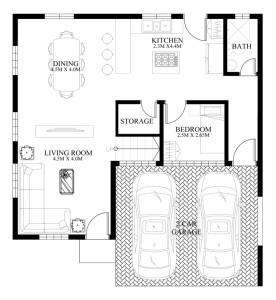 » Contemporary-house-design-MHD-2014011-ground-floorPinoy